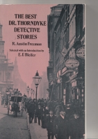 Image for The Best Dr. Thorndyke Detective Stories.