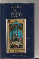 Image for Salvador Dali's Tarot.