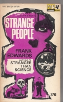 Image for Strange People  (Hugh Lamb's copy).