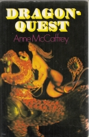 Image for Dragonquest, Being the Further Adventures of the Dragonriders of Pern (inscribed by the author).