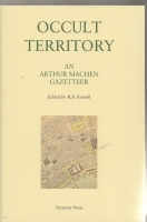 Image for Occult Territory: An Arthur Machen Gazetteer.
