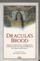 Image for Dracula's Brood: Rare Vampire Stories By Friends And Contemporaries Of Bram Stoker (presentation copy to Hugh Lamb).