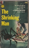 Image for The Shrinking Man.
