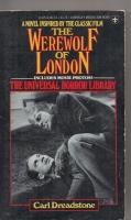 Image for The Werewolf Of London (film tie-in).