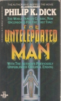 Image for The Unteleported Man.