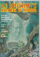 Image for H. P. Lovecraft's Magazine of Horror Vol 1 no 2 (Richard Matheson Special Issue).