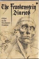Image for The Frankenstein Diaries: Translated From The Original German And Edited By The Reverand Hubert Venables.