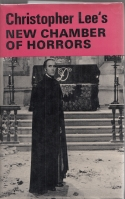 Image for Christopher Lee's New Chamber Of Horrors (inscribed to Hugh Lamb).