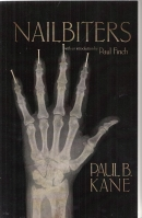 Image for Nailbiters: Tales of Crime And Psychological Terror (inscribed by the author).