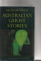 Image for The Oxford Book of Australian Ghost Stories (Hugh Lamb's copy).