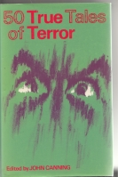 Image for 50 True Tales of Terror.
