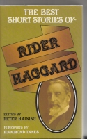 Image for The Best Short Stories of Rider Haggard (signed by editor Peter Haining).