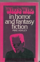 Image for Who's Who In Horror And Fantasy Fiction (inscribed by the author).