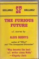 Image for The Furious Future (inscribed by the author).