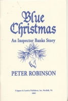 Image for Blue Christmas: An Inspector Banks Story.