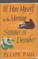 Image for I'll Hate Myself In The Morning and Summer In December.