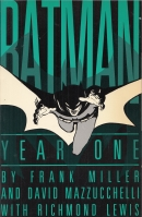 Image for Batman Year One.