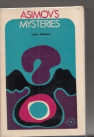 Image for Asimov's Mysteries.