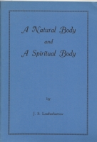 Image for A Natural Body And A Spiritual Body: Some Worcestershire Encounters With The Supernatural.