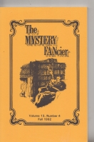 Image for The Mystery Fancier vol 13 no 4.