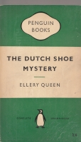 Image for The Dutch Shoe Mystery.