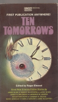 Image for Ten Tomorrows.