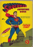 Image for Superman Adventure Book 1955-1956.
