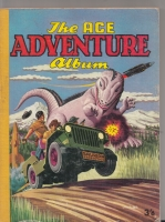 Image for The Ace Adventure Album.