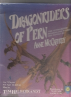 Image for Dragonriders of Pern: The Authorized Board Game Based On The Novels of Anne McCaffrey (signed by Todd McCaffrey).