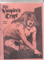 Image for The Vampire's Crypt no 12.