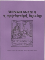 Image for Windhaven: A Matriarchal Fanzine no 4.