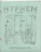 Image for Hyphen no 26.