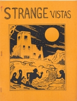 Image for Strange Vistas: Weird Fantasy Art (inscribed by editor Joe west).