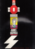 Image for David Britton's Lord Horror no 2.