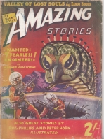 Image for Amazing Stories November 1946 (British reprint).