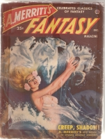 Image for A. Merritt's Fantasy Magazine vol 1 no 1 December 1949.