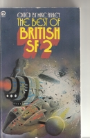 Image for The Best of British SF 2 (inscribed to Hugh Lamb).