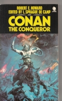 Image for Conan The Conqueror.