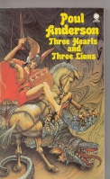Image for Three Hearts And Three Lions.