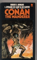 Image for Conan The Wanderer.