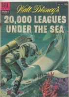 Image for Walt Disney's 20,000 Leagues under The Sea.
