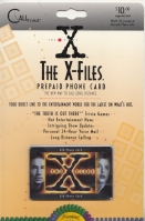 Image for The X-Flies Prepaid Phone Card.