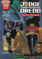Image for Judge Dredd: Tales of the Damned.