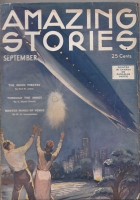 Image for Amazing Stories September 1934 (Canadian Edition).
