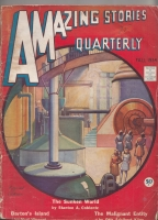 Image for Amazing Stories Quarterly Fall 1934 (Canadian Edition).