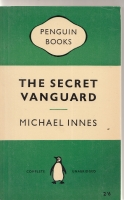 Image for The Secret Vanguard.