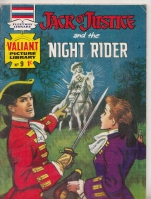 Image for Jack O'Justice And The Night Rider (no 9).