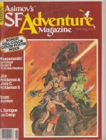 Image for Asimov's SF Adventure Magazine vol 1 no 2.
