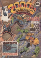 Image for 2000 AD Sci-Fi Special.
