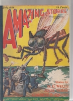 Image for Amazing Stories 1926 July.